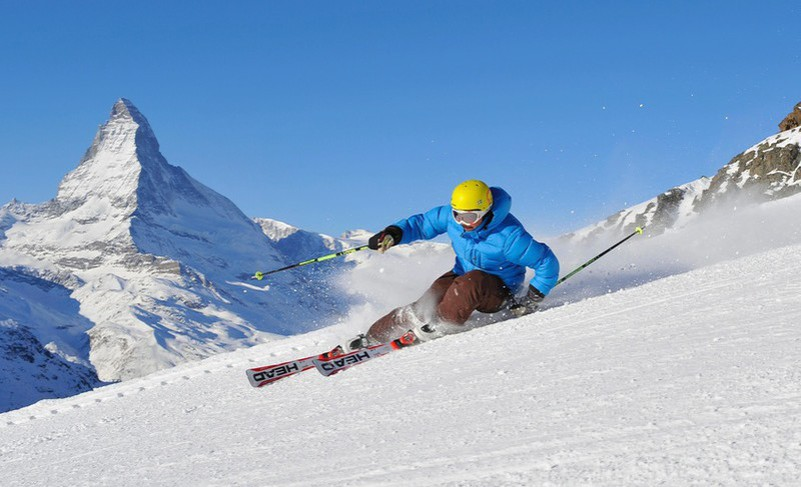 Zermatt, Switzerland - Weather to ski - Top 10 late season ski resorts, Europe