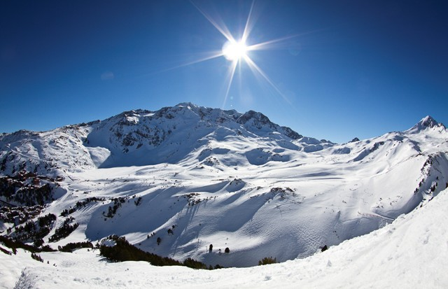 Les Arcs, France - Weather to ski - Top 10 late season ski resorts, Europe