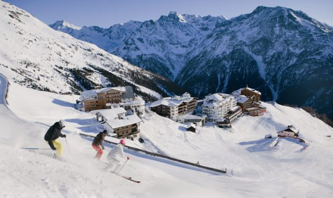 Sölden, Austria - Weather to ski - Top 10 late season ski resorts, Europe - Photo: Ötztal Tourismus