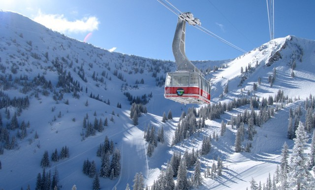 Alta / Snowbird ski area, Utah - Top 10 snow-sure ski resorts, North America