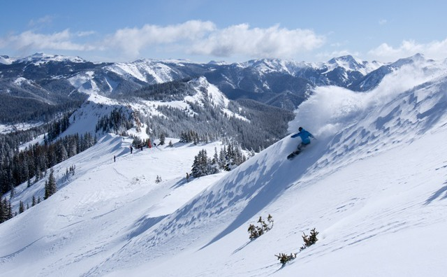 Wolf Creek ski area, Colorado - Top 10 snow-sure ski resorts, North America