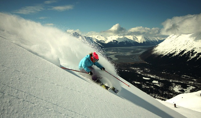 Alyeska ski area, Alaska - Top 10 snow-sure ski resorts, North America