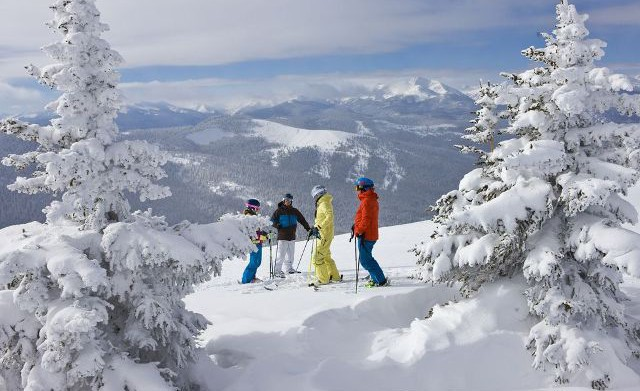 Vail ski area, Colorado - Top 10 snow-sure ski resorts, North America
