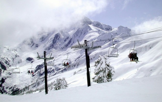 Mount Baker, Washington, USA - Top 10 snow-sure ski resorts, North America