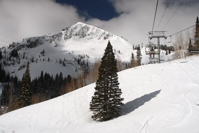 Brighton Solitude ski area, Utah, USA - Top 10 snowiest ski resorts, North America