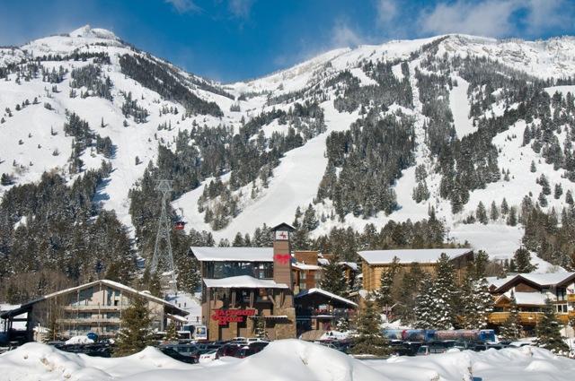 Jackson Hole ski area, Wyoming, USA - Top 10 powder destinations, North America
