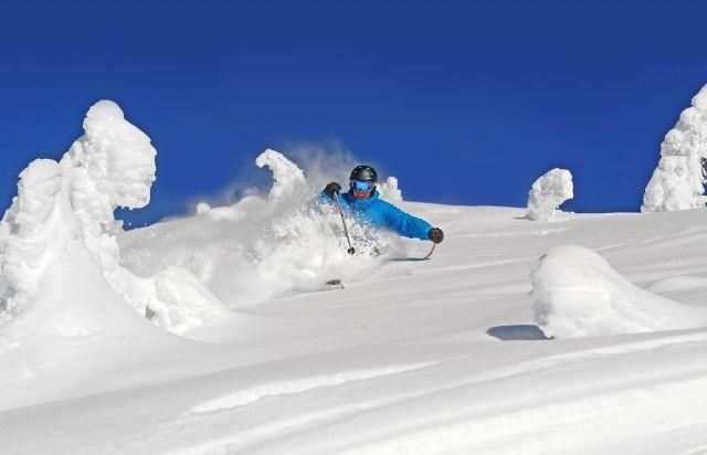 Big White ski area, British Columbia, Canada - Top 10 powder destinations, North America