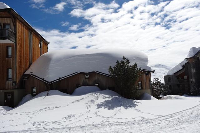 Avoriaz ski area, France - Top 10 snowiest ski resorts, Europe