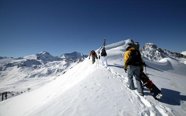Tignes ski area, France - Top 10 snowiest ski resorts, Europe