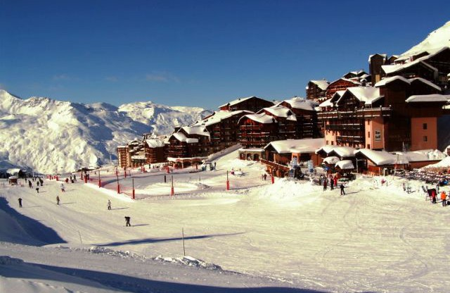 Val Thorens nursery slopes, France - Top 10 snow-sure nursery slopes, Europe