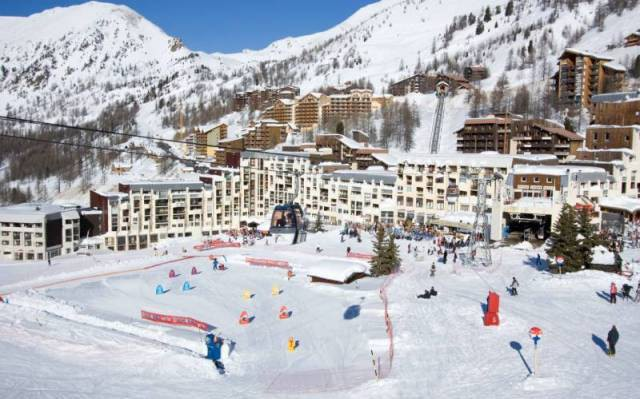 Isola 2000, France - Top 10 snow-sure nursery slopes, Europe