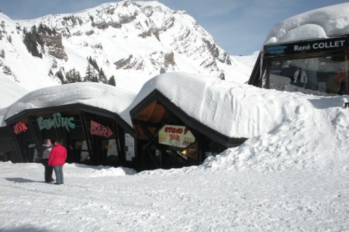 Avoriaz, France - Weather to ski - Our blog - Top 5 snow-sure ski resorts near Geneva