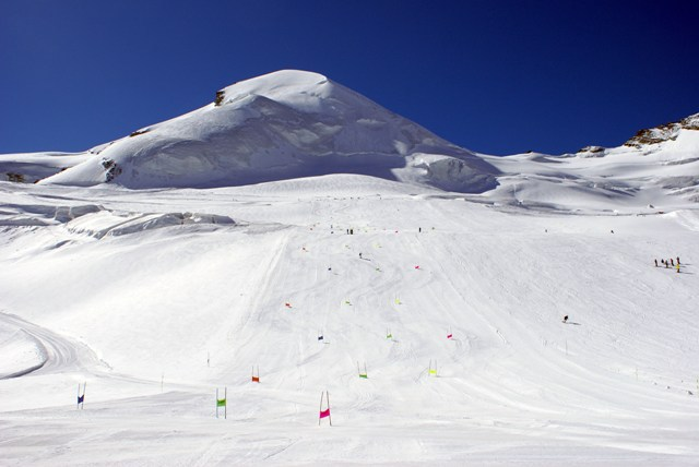 Saas-Fee, Switzerland - Top 5 places to ski in the Alps in August