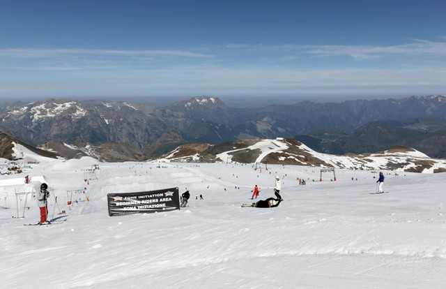 Les 2 Alpes, France - Top 5 places to ski in the Alps in July
