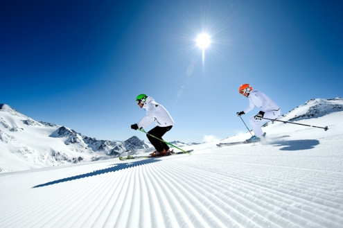 Stubai, Austria - Best places to ski in the Alps in May