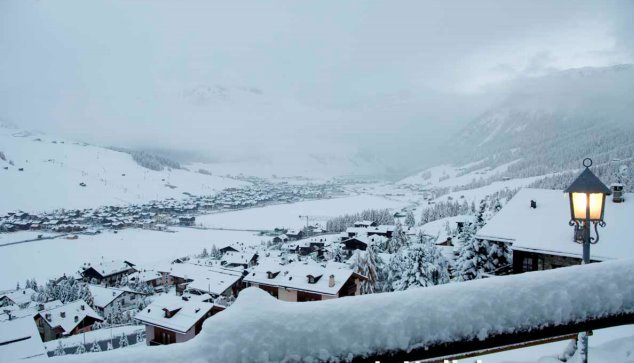 Livigno, Italy - October 2015