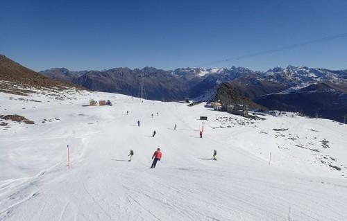Davos, Switzerland - 1 November 2015