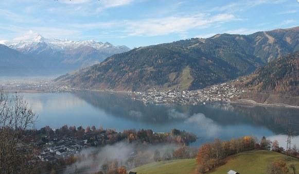 Zell-am-See, Austria - 6 November 2015