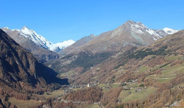 Grossglockner, Austria - Weather to ski - Today in the Alps, 12 November 2015