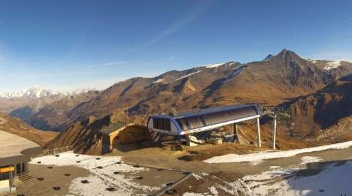 Tignes, France - Weather to ski - Today in the Alps, 17 November 2015