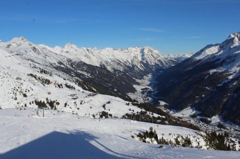 Innsbruck, Austria - Weather to ski - Snow report, 19 November 2015