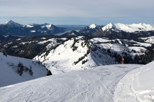 Tignes, France - Weather to ski - Snow report, 19 November 2015
