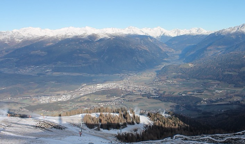Kronplatz, Italy – Weather to ski – Today in the Alps, 23 November 2015