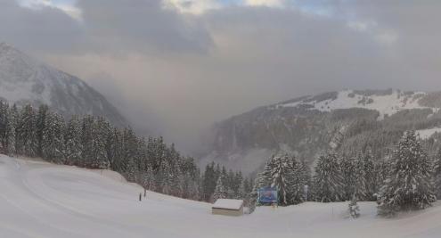 Avoriaz, France - Weather to ski - Today in the Alps, 26 November 2015
