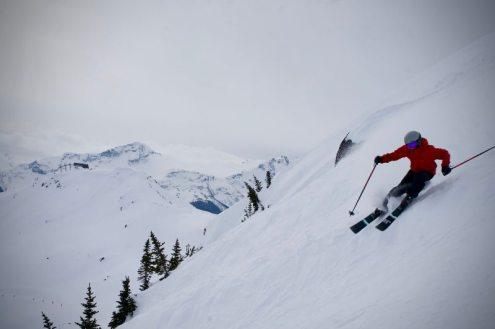 Lake Louise, Canada - Weather to ski - Snow report, 26 November 2015
