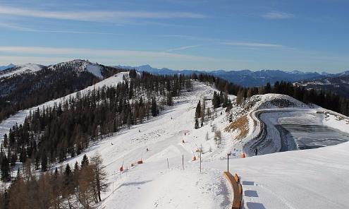 Bad Kleinkirchheim, Austria - Weather to ski - Today in the Alps, 30 November 2015