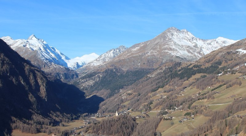 Heiligenblut, Austria - Weather to ski - Today in the Alps, 4 December 2015