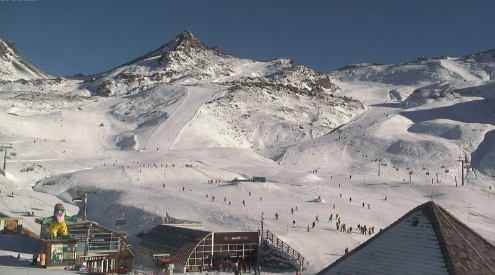 Ischgl, Austria - Weather to ski - Today in the Alps, 6 December 2015