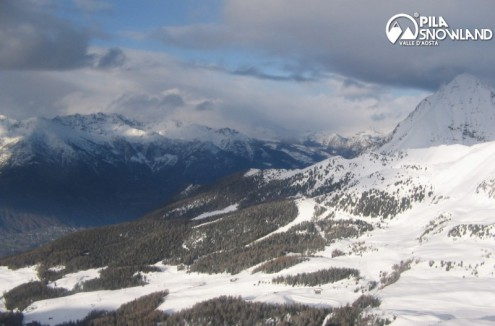 Sestriere, Italy - Weather to ski - Snow forecast, 8 December 2015