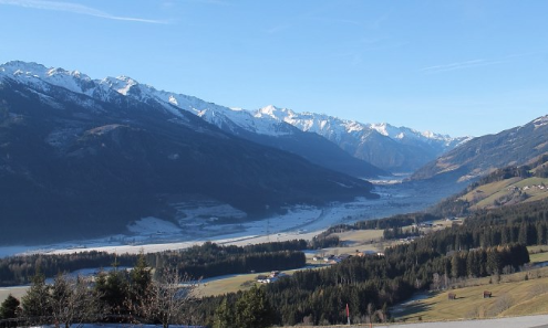 Pass Thurn, Austria - Weather to ski - Today in the Alps, 13 December 2015