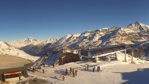 Tignes, France - Weather to ski - Today in the Alps, 14 December 2015