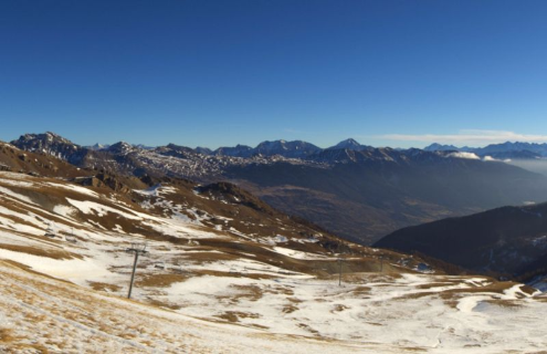 Serre Chevalier, France - Weather to ski - Today in the Alps, 14 December 2015