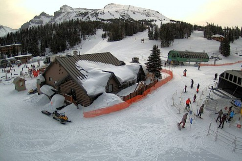 Aspen, Colorado - Weather to ski - Snow report, 14 December 2015