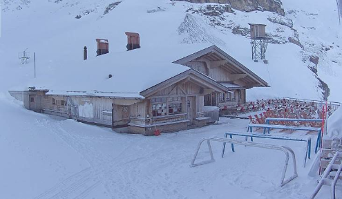 Stand, Engelberg, Switzerland - Weather to ski - Today in the Alps, 17 December 2015