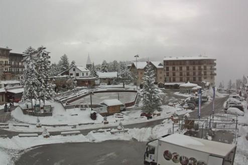 Méribel, France - Weather to ski - Snow report, 24 December 2015