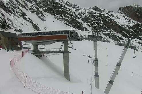 Baqueira Beret, Spain - Weather to ski - Snow report, 24 December 2015