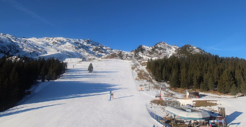 Zillertal arena, Austria - Weather to ski - Today in the Alps, 26 December 2015