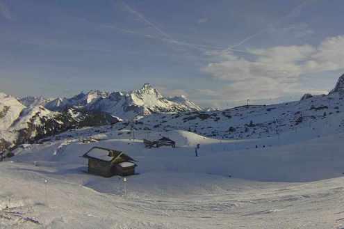 St Johann im Pongau, Austria - Weather to ski - Snow report, 28 December 2015