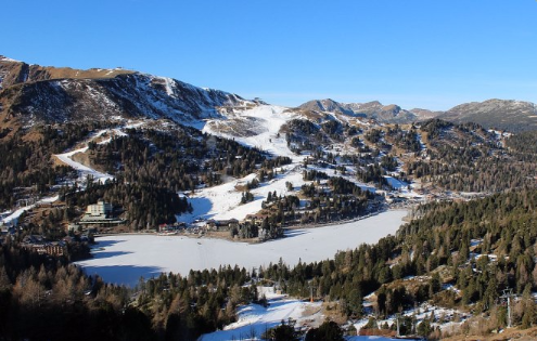 Turracher Höhe, Austria - Weather to ski - Today in the Alps, 31 December 2015