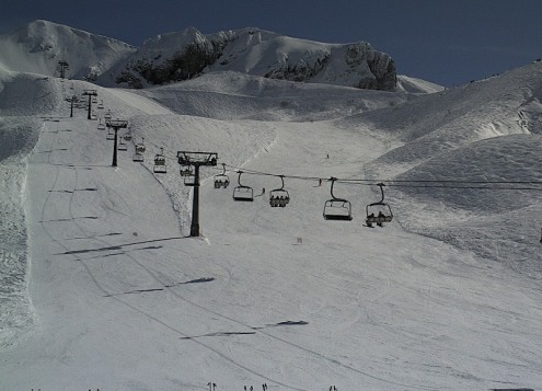 Livigno, Italy - Weather to ski - Snow report, 4 January 2016