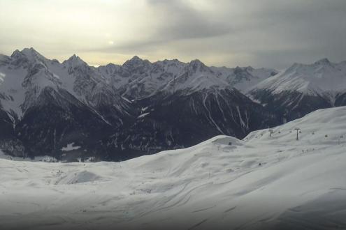 Verbie, Switzerland - Weather to ski - Snow report, 4 January 2016