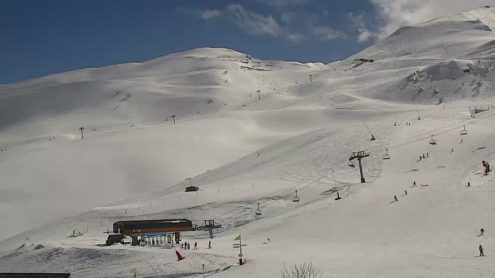 Font Romeut, French Pyrenees - Weather to ski - Snow report, 11 January 2016