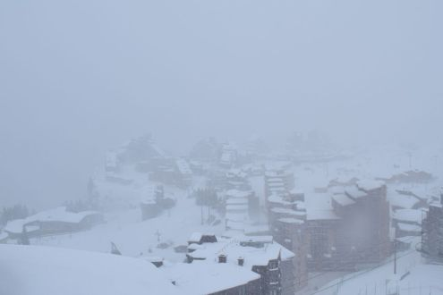 Avoriaz, France - Weather to ski - Today in the Alps, 18 January 2016