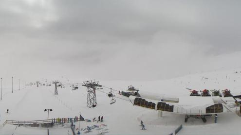 Laax, Switzerland - Weather to ski - Snow report, 21 January 2016