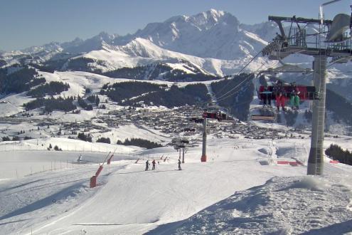 Vars, France - Weather to ski - Snow report, 25 January 2016