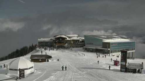 Lake Louise, Canada - Weather to ski - Snow report, 25 January 2016